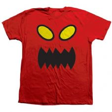 Toy Machine Monster Face T Shirt Red